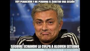 Mourinho Meme - josé mourinho es víctima de memes tras la derrota de chelsea ante