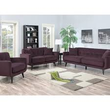 this is my living room set i love it so much the loveseat is