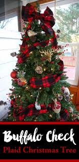 stylish ideas plaid tree best 25 only on