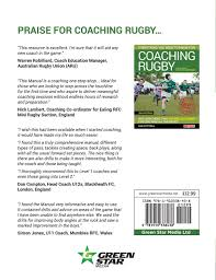 coaching rugby amazon co uk dan cottrell 9781910338438 books