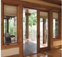Thermastar By Pella Patio Doors Pella Wood Clad Patio Doors