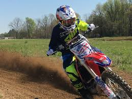 kids motocross racing nicky hayden has passed godspeed to the kentucky kid moto