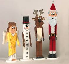 Christmas Outdoor Decorations Patterns Wood by Free Christmas Wood Patterns Indoor Christmas Christmas Pole