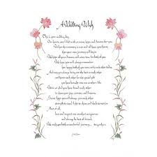a wedding wish a wedding wish card