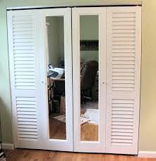 Bifold Closet Door Mirror Bifold Closet Door Mirror Bifold Closet Door Parts