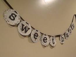 baby shower banner how to make a baby shower banner