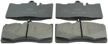 lexus ls430 brake pads brake pad kit febest 0101 ucf30f oem 04465 50250 ebay