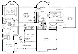 traditional floor plans traditional style house plan 5 beds 4 5 baths 3482 sq ft plan