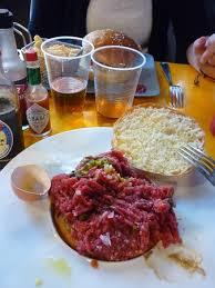 cuisine a faire soi meme burger cannibale steak tartare à faire soi même picture of