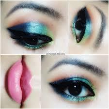 Aplikasi Eyeshadow Sariayu sariayu eyeshadow trend warna series swatches and review hasgoodlook