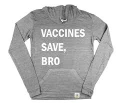 vaccines save bro wire and honey