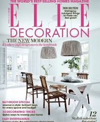 elle decoration uk the white house aphrochic modern soulful style