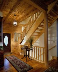 wood interior homes log cabins pictures interior photos southland log homes