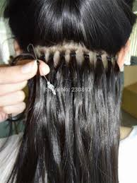 Micro Link Hair Extensions Prices by Micro Loop Ring Links Straight Remy Hair Extensions 50g Pro Bonded