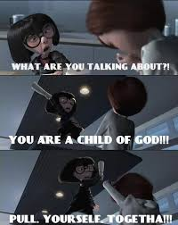 Edna Meme - edna mode she s just great we all need a edna in our lives to