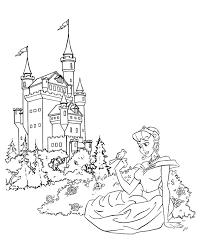 princesses coloring books 21 print color free