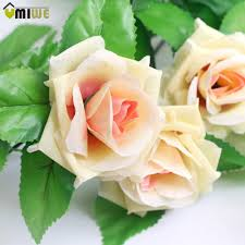 fake flowers for home decor decorating with fake ficus tree how to make flowers out of paper