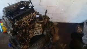 nissan altima engine swap motor swap 05 nissan altima youtube