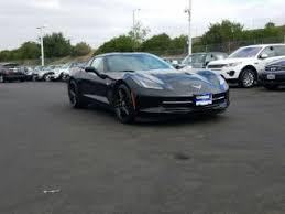 stingray corvette used chevrolet corvette stingray for sale carmax