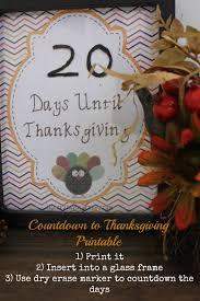thanksgiving printable greeting cards countdown to thanksgiving printable