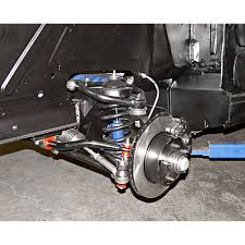 all wheel drive mustang conversion rod custom mustang rack pinion disc kit coilover p s push 1965 73