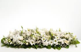 memorial flowers table floral goodbye my beautiful funeral