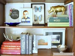 Styling Bookcases How To Style A Bookcase