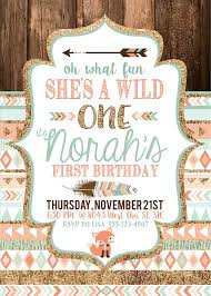 design birthday party invitation wording for 1 year old as well