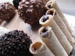 blessed homemaker ferrero rocher nutella chocolate cake