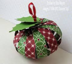 tutorial how to create a paper ornament s crafting and