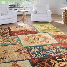 colorful area rugs deny designs garima dhawan rain 6 area rug