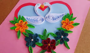 paper quilling how to make beautiful quilling heart and