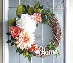 summer wreath summer wreaths for front door s summer wreaths front door sumoglove