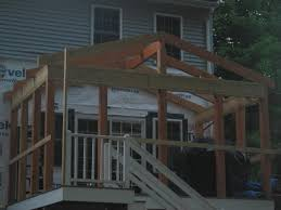 house framing plans how to get the best porch roof framing design u2014 porch and