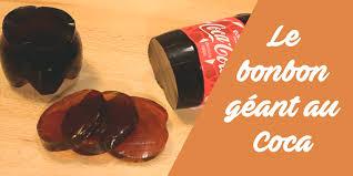 coca recette cuisine vidéo la recette pour réaliser facilement un bonbon géant au coca