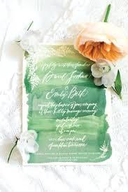 watercolor wedding invitations watercolor wedding invitations 6628 together with green watercolor