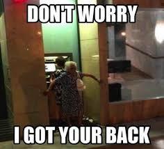 I Ve Got Your Back Meme - post 12422 justpost virtually entertaining