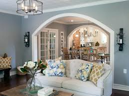 kitchen living room color schemes indian ideas with brown couches