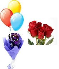 balloons and chocolate delivery home delivery flowers to bikaner in indian state of rajasthan buy