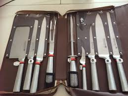 used kitchen knives secondhand catering equipment chefs knives
