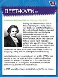 biography of beethoven meet beethoven for your kids to discover an amazing composer