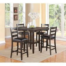 5 Piece Dining Room Sets by Mango 5 Piece Counter Height Dining Set Tahoe Rc Willey