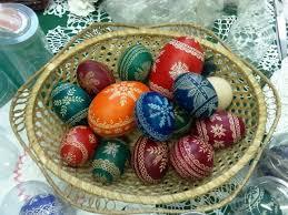 Easter Decorations In Dubai by Pisanki U2013 The Decorated Easter Eggs In Poland U2013 Lamus Dworski
