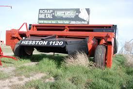 hesston model 1120 john deere model 670 hesston model 4600