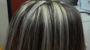 best toner for highlighted hair slice weaving and applying toner sample youtube