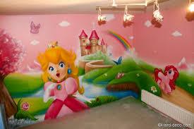 jeux de décoration de chambre de bébé salle de jeux garçon fille deco
