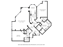 panorama towers floor plans turnberry place las vegas unit 2506