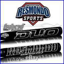 worth resmondo resmondo duo players model maxload performance slowpitch softball