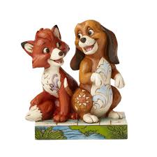 disney traditions 4055416 fox hound new pre order for 2018