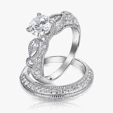 antique rings wedding images Engagement rings and wedding band sets beautiful antique jpg